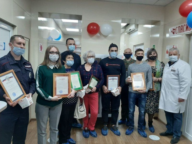 В Центре крови Севастополя заготавливают антиковидную плазму