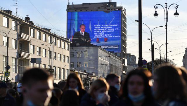 Что сказал Путин миру в своем послании – взгляд из Крыма