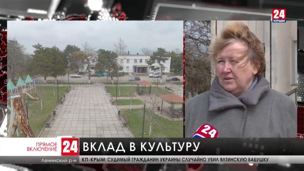 В Ленинском районе более десяти сельских Домов культуры нуждаются в капитальном ремонте