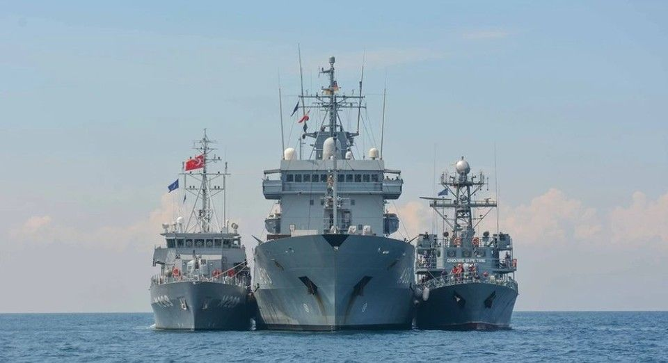 Из-за Керченского пролива Киев угрожает России Шестым флотом США