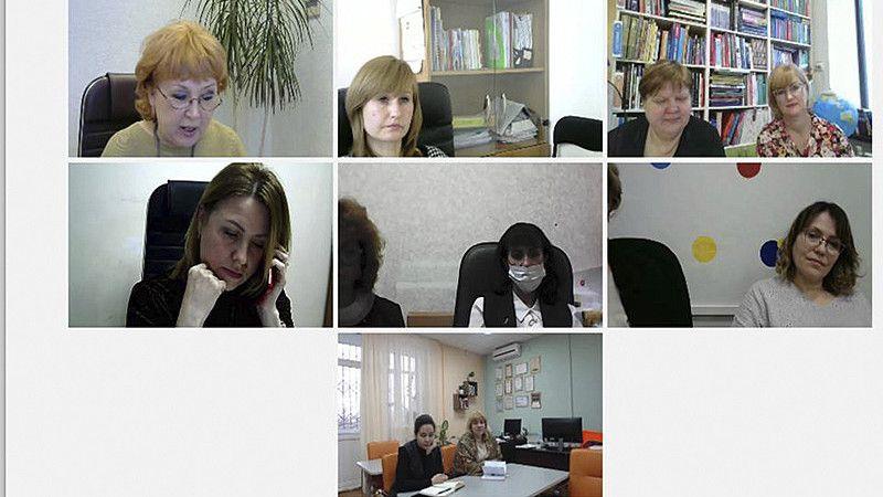 При поддержке Минкульта Крыма проведен Объединенный научно-методический совет республиканских библиотек