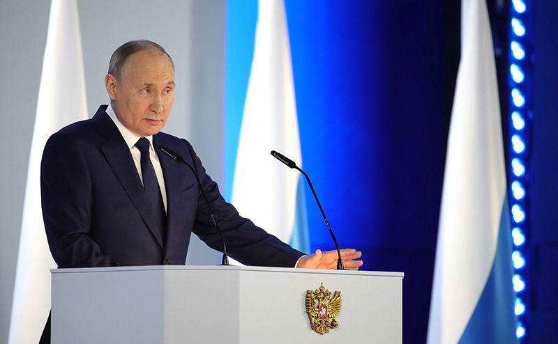 Михаил Развожаев о послании Владимира Путина Федеральному собранию