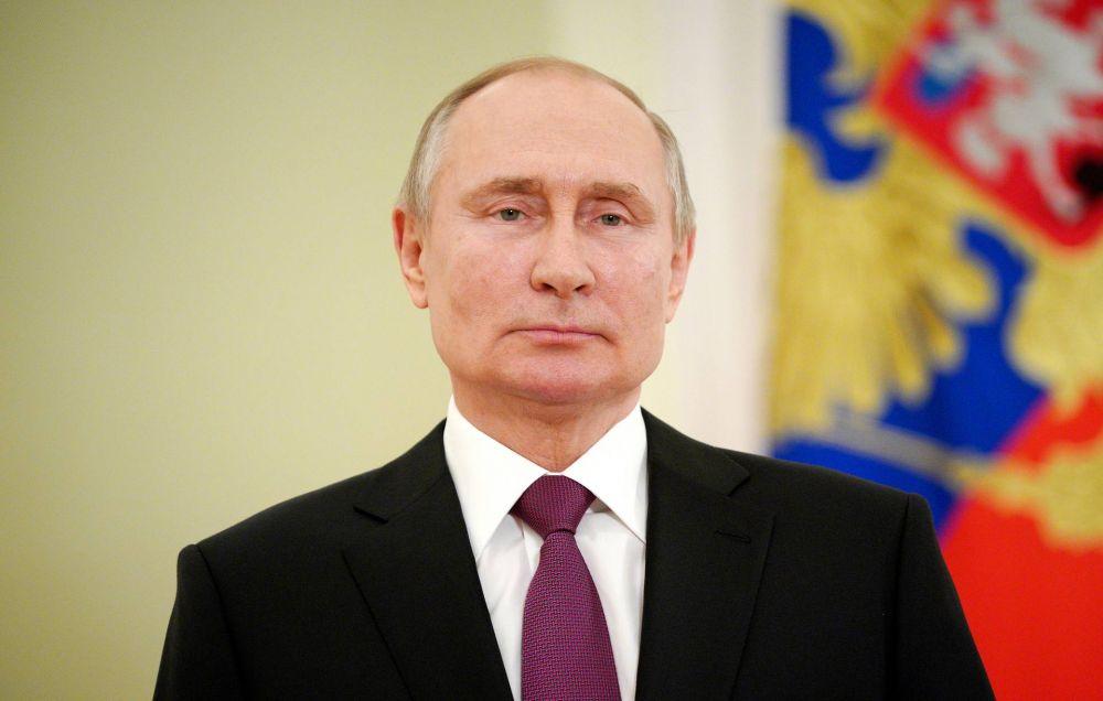 Путин огласит ежегодное послание Федеральному собранию 21 апреля 2021 года в 12:00