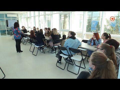 Ярмарку вакансий провели в Севастопольском государственном университете (СЮЖЕТ)