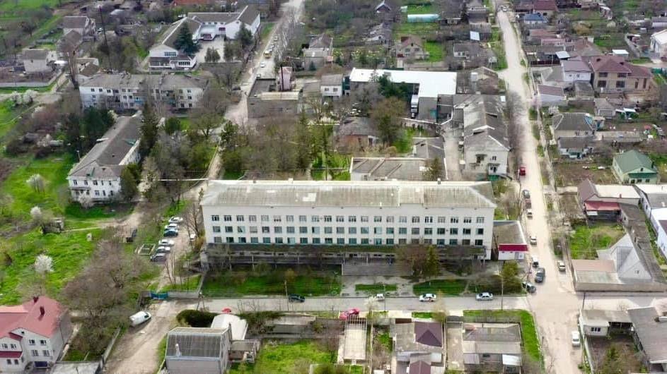 Михаил Храмов проинспектировал больницу в городе Старый Крым
