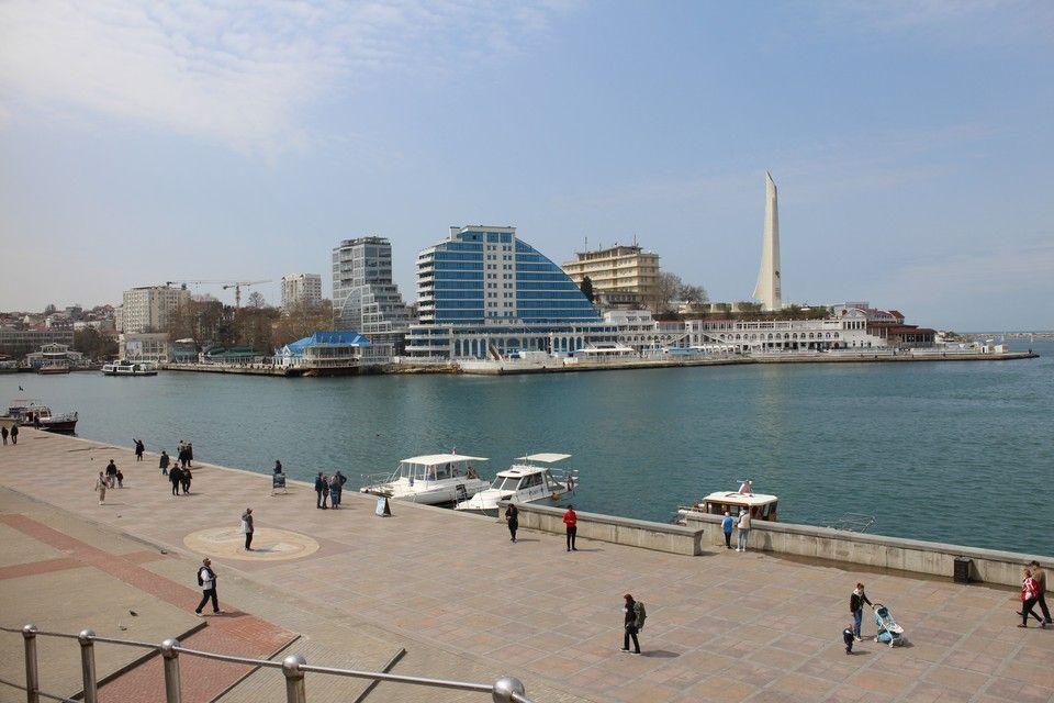Погода в Крыму на 22 апреля: переменная облачность и тепло до +16