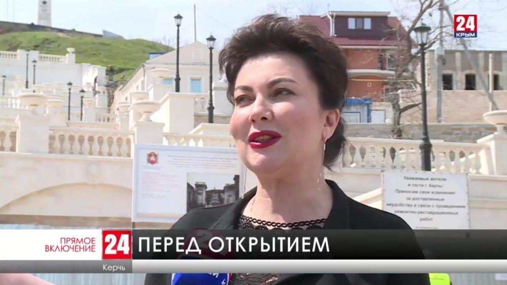 На ремонт Митридатских лестниц в Керчи потратили почти 700 миллионов рублей