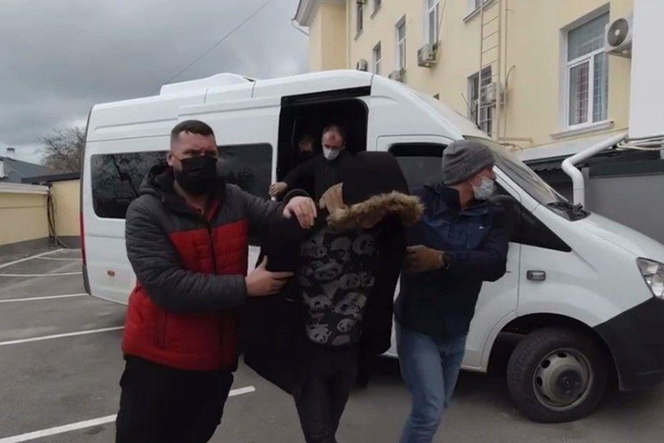 В Севастополе ФСБ поймала шпионившего для Украины россиянина