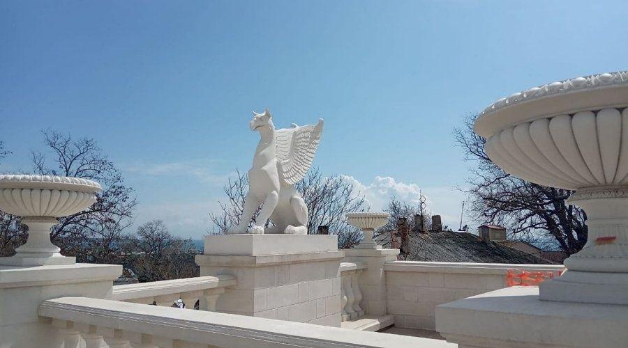 Историко-культурный комплекс планируется создать на горе Митридат в Керчи