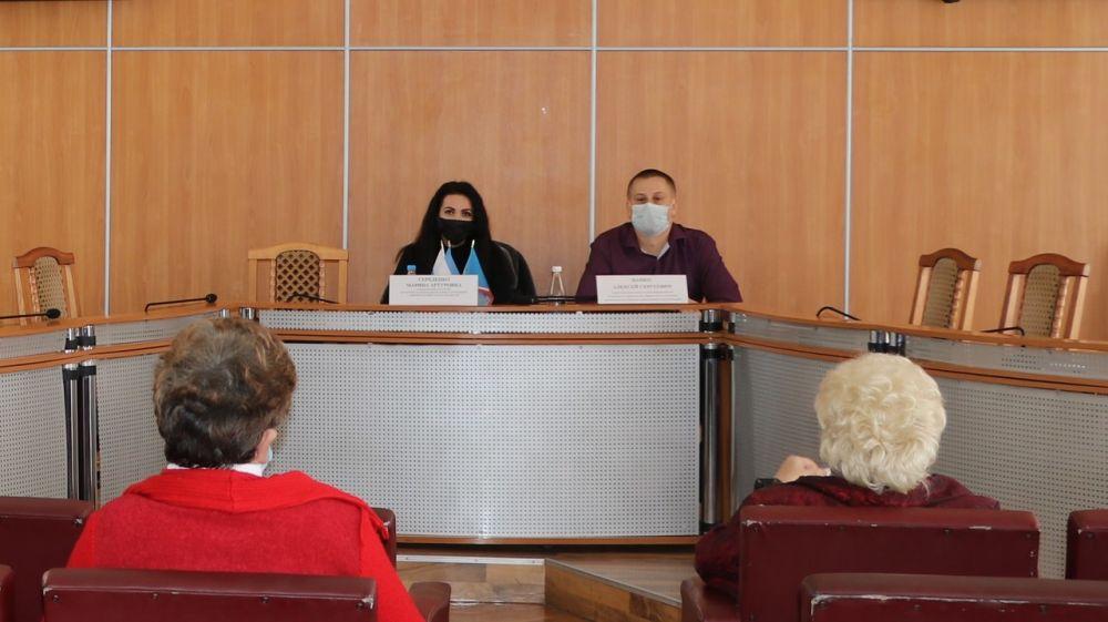 В Феодосии состоялось заседаниеобщественно-консультативного совета по межнациональным и межконфессиональным отношениям