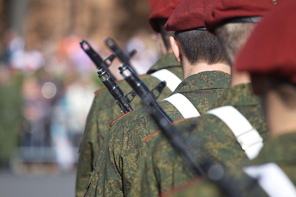 Парад Победы 2021 в Керчи: военные начали тренировки