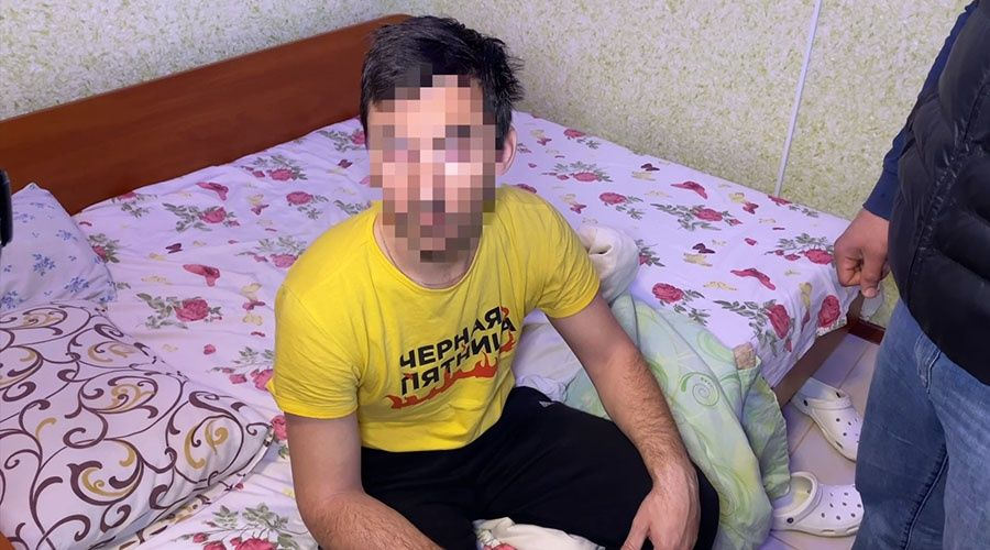 ФСБ задержала алуштинца за призывы в интернете к экстремизму