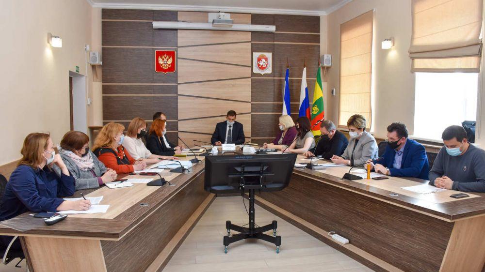 В Евпатории состоялась комиссия по подготовке и проведению в 2021 году Всероссийской переписи населения (ВПН)