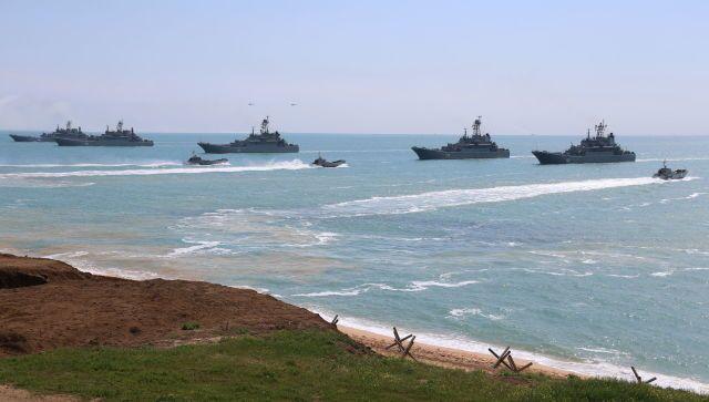 Минобороны возвращает войска с учений в Крыму – видео