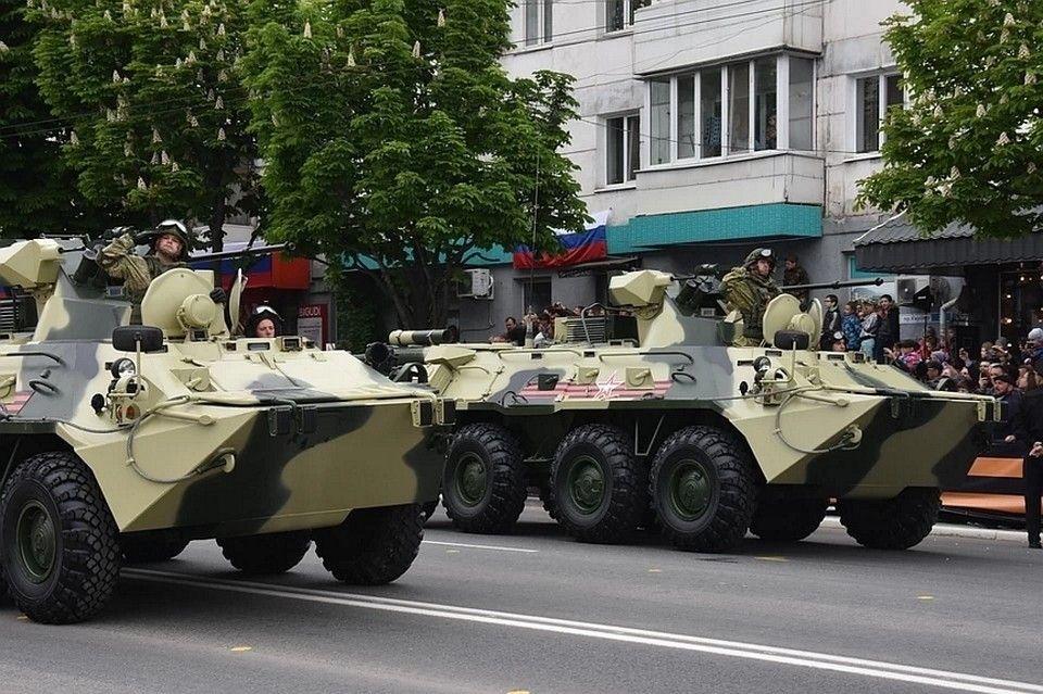 Ко Дню Победы: Аксенов разрешил в Крыму массовые мероприятия