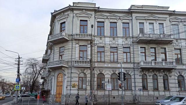 В Симферополе отреставрируют здание бывшей женской гимназии
