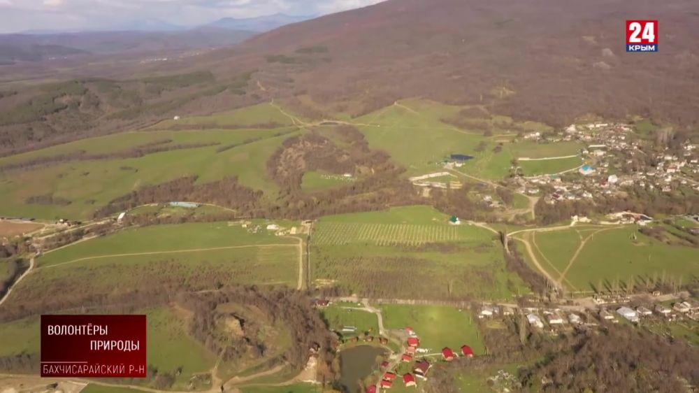 Уникальное для Крыма экологическое хозяйство появилось в Бахчисарайском районе