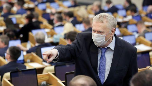 О Крыме, Родине и запахе Украины: эпичные фразы Владимира Жириновского