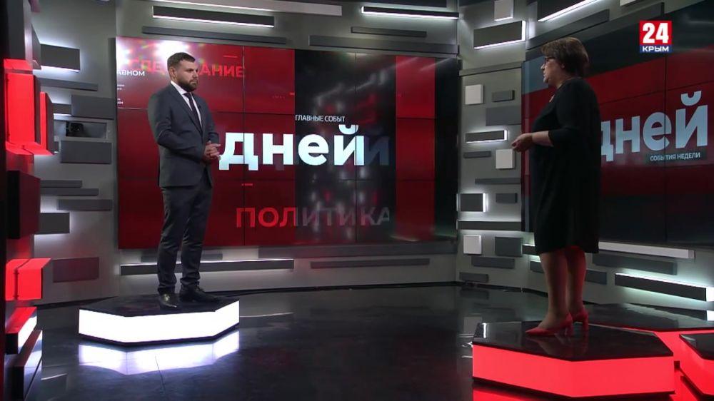 """Гость программы """"7 дней"""" – Елена Романовская"""