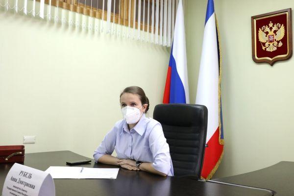 Анна Рубель провела приём граждан