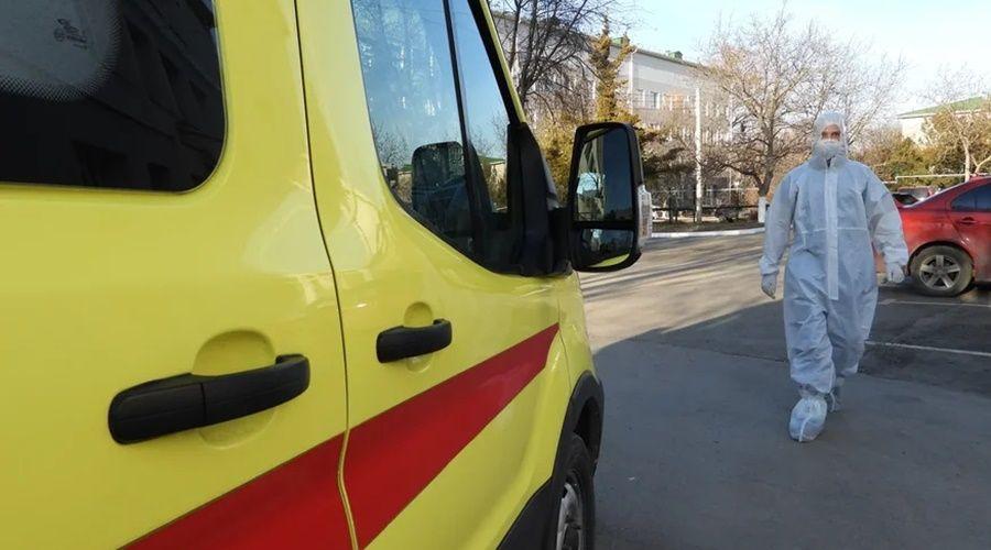 Более 40 тыс человек в Крыму заразились коронавирусом с начала пандемии