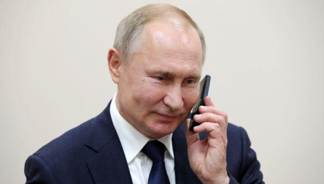 Путин поговорил с Макроном по телефону: что обсуждали