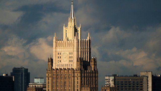 Москва объявила персоной нон грата военно-морского атташе Италии