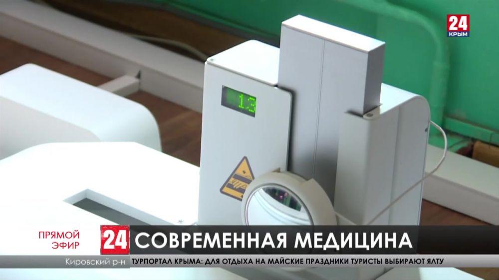 Как в Кировском районе модернизируют больницы и амбулатории?