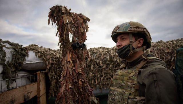 Зеленский выступил за новый формат переговоров по Донбассу
