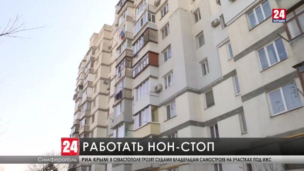 Из Казани поступят лифтовые пружины для многоквартирных домов Симферополя