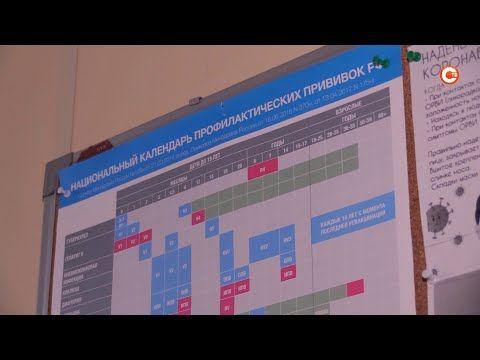 Севастополь присоединился к Европейской неделе иммунизации (СЮЖЕТ)