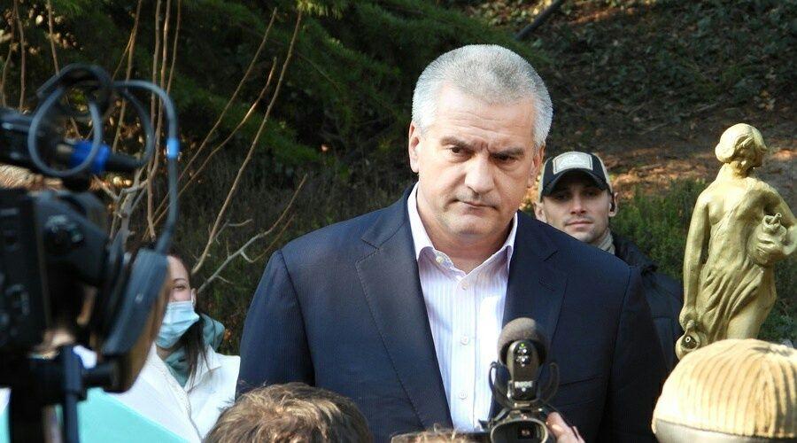 Аксёнов пообещал за три месяца обойти дворы во всех городах и районах Крыма