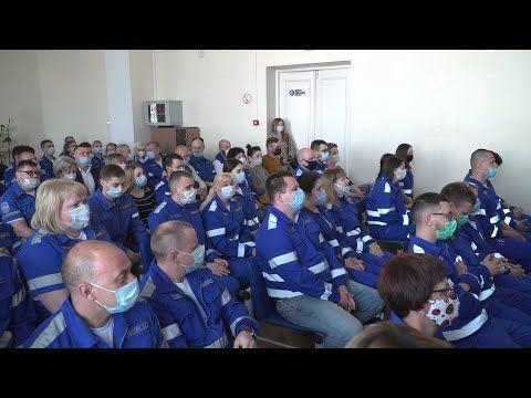 Севастополь отметил День работников скорой медицинской помощи (СЮЖЕТ)