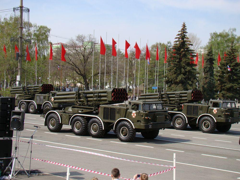 Парад Победы в Симферополе 9 мая 2021 года: когда начнётся, как посмотреть, где будет трансляция