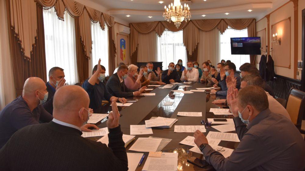 В Бахчисарайском городском совете состоялась 28-я внеочередная сессия