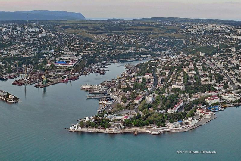Власти Севастополя пересмотрят принятую ранее стратегию развития города