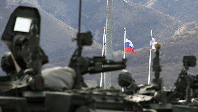 Войска 58-й армии ЮВО покидают Крым после учений на Опуке - видео