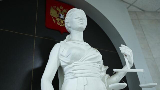 Суд вынес приговор жительнице Евпатории, задушившей своего сына