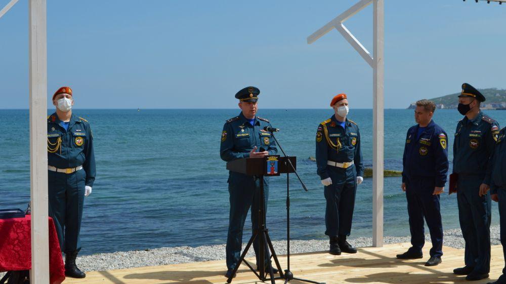 Спасательному катеру присвоено имя Анатолия Назаренко