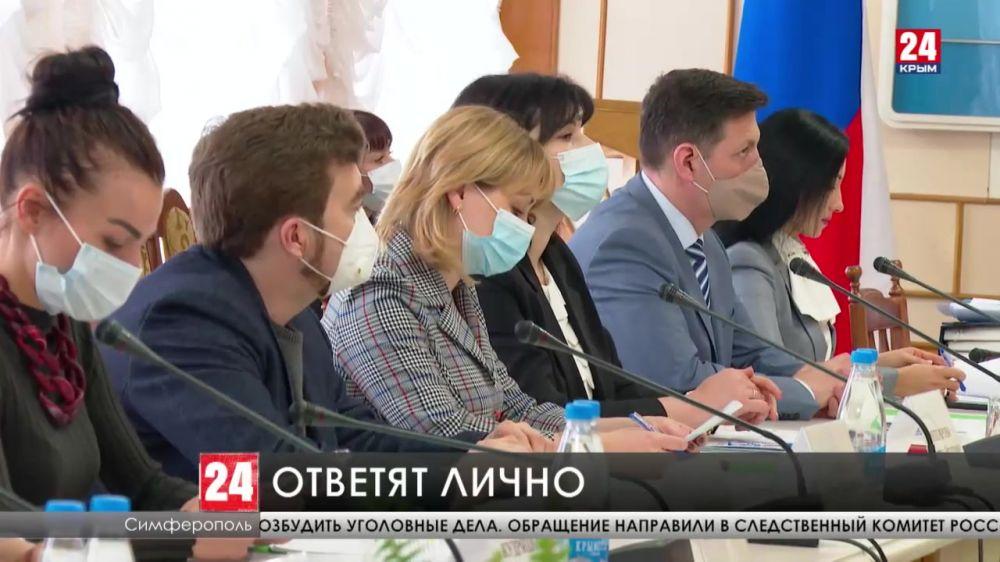 Парламент Крыма требует возбудить уголовные дела против организаторов блокад полуострова