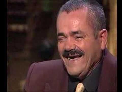 """Хохот затих: умер герой мема """"смеющийся испанец"""" Хуан Борха"""