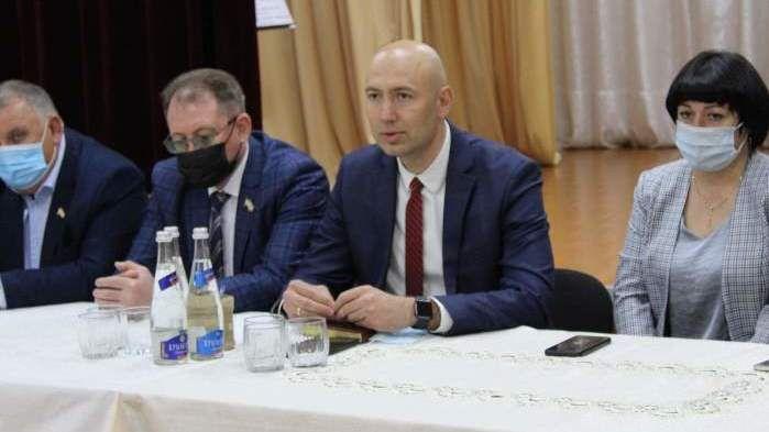 Владимир Трегуб провёл рабочую встречу с депутатами и активом сел Краснофлотского, Советского и Урожайновского сельских поселений