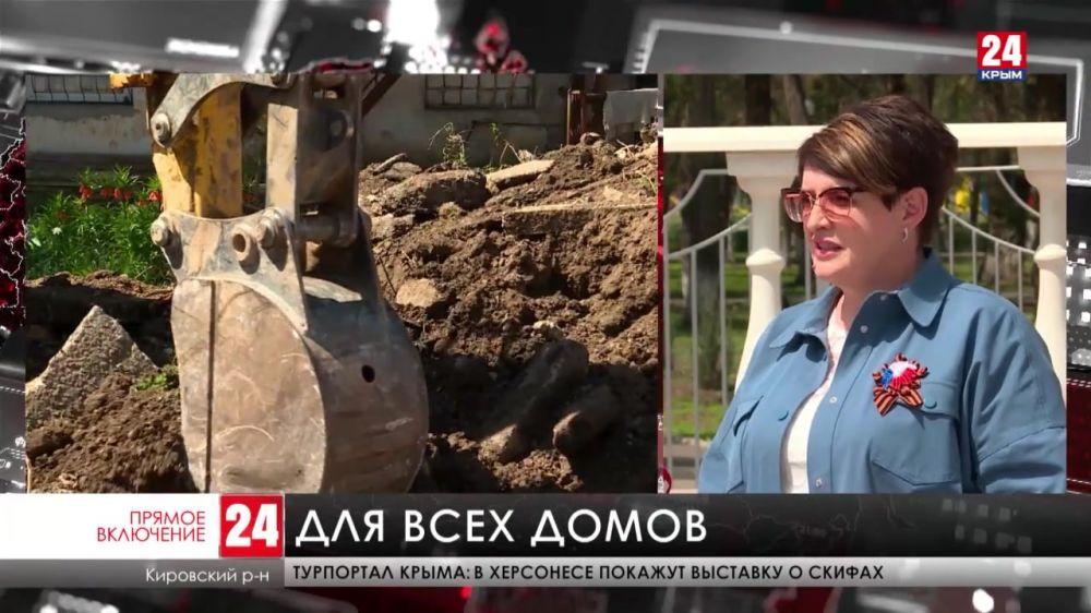В Кировском районе началось благоустройство дворов