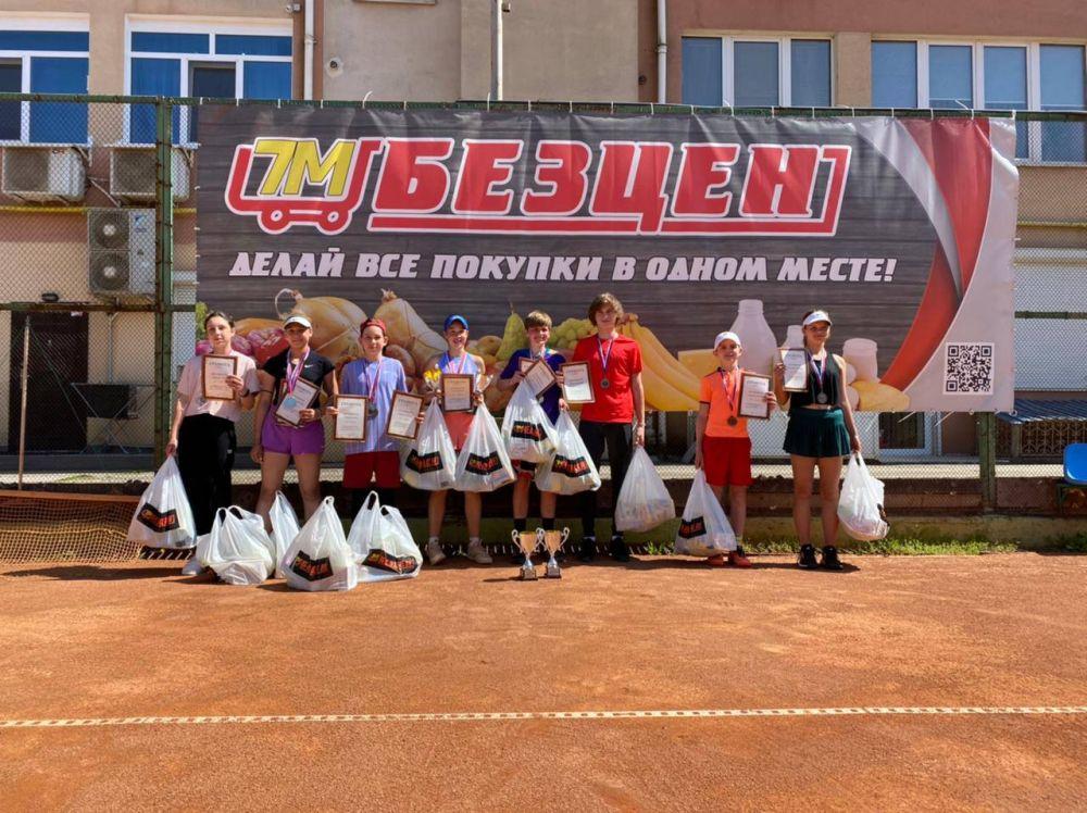 Крымский теннисист Михаил Ходорченко выиграл третий подряд Всероссийский турнир