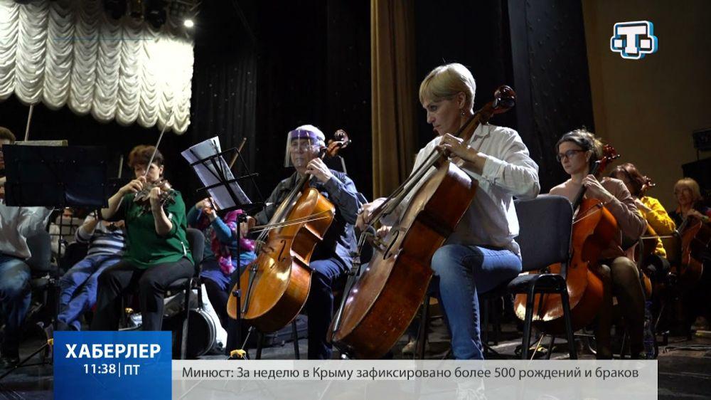 Мелодия души скрипача Казима Сеферова