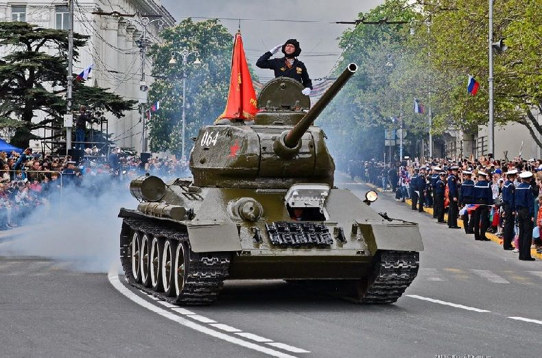Как пройдет 9 мая в Севастополе: план мероприятий