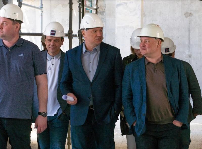 Темпы строительства объектов ФЦП в Севастополе находятся на должном уровне — Хуснуллин