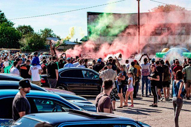 8 мая в Севастополе пройдет автофестиваль «Muscle cars & BRAZZZERS Derby edition»