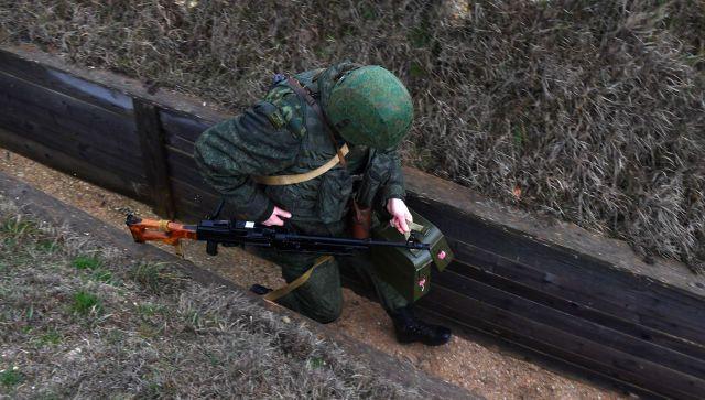 Украина окапывается: 400 км рвов появилось на границе с Россией