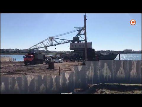 Списанные корабли уберут из Казачки в ближайшие две недели (СЮЖЕТ)